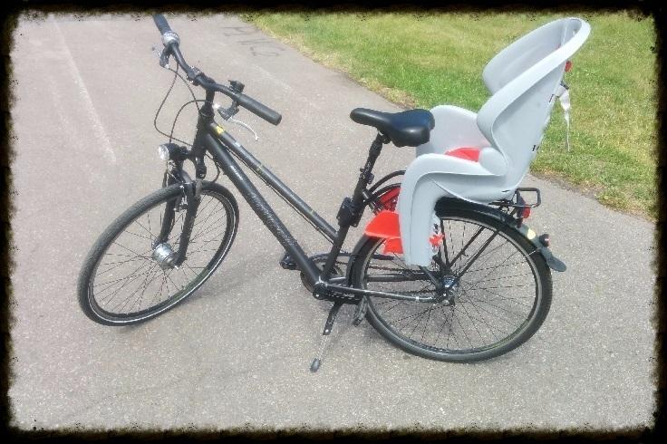 dviratis su kedute